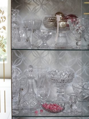 Homes and Antiques Cut Glass